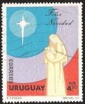 Sellos del Mundo : America : Uruguay : FELIZ NAVIDAD
