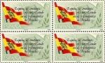 Stamps : Europe : Spain :  proclamacion de la constitucion española