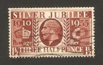 Stamps United Kingdom -  george V