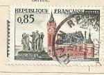 Sellos de Europa - Francia -  Calais