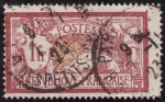Stamps France -  MERSON