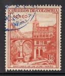 Sellos de America - Colombia -  Santuario de las Lajas.