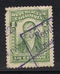 Sellos de America - Colombia -  Camilo Torres (Politico).