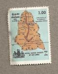 Stamps Asia - Sri Lanka -  Real Sociedad Asiática