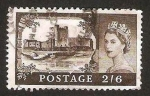 Stamps United Kingdom -  castillo de carrickfergus