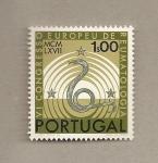 Sellos de Europa - Portugal -  VI Congreso europeo reumatología