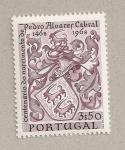 Stamps Portugal -  500 años nacimiento Pedro Alvares Cabral