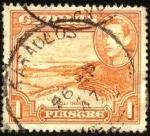 Stamps Asia - Cyprus -  Ruinas del teatro de Soli.