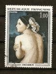 Stamps France -  Centenario de Ingres