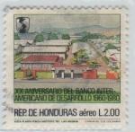 Sellos de America - Honduras -  Banco Interamericano de Desarrollo