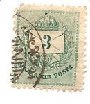 Stamps Hungary -  correo terrestre