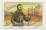 Sellos del Mundo : Africa : Seychelles : The Age of Victoria