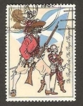 Stamps United Kingdom -  La armada británica