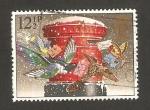 Stamps : Europe : United_Kingdom :  1108 - Navidad, correos