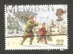Stamps : Europe : United_Kingdom :  1495 - Navidad