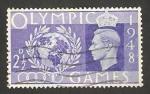 Sellos de Europa - Reino Unido -  olimpiadas de londres