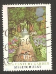Stamps United Kingdom -  Jardín de Sissinghurst en Kent