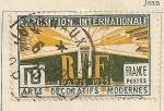 Stamps France -  Exposición Internacional Artes Decorativas Modernas