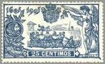 Sellos de Europa - España -  ESPAÑA 1905 260 Sello Nuevo III Centenario de la publicacion de
