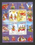 Stamps Europe - Belarus -  olimpiadas de Pekin