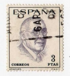 Stamps : Europe : Spain :  Literatos-Arniches