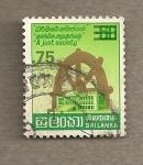 Stamps Asia - Sri Lanka -  Una sociedad justa