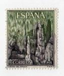 Stamps : Europe : Spain :  Cuevas del Drach. Mallorca