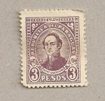 Sellos de America - Paraguay -  Vicente Ignacio Yturbe