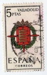 Stamps : Europe : Spain :  Valladolid