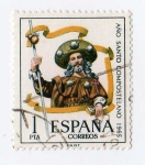Stamps : Europe : Spain :  Año santo compostelano
