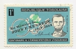 Stamps Togo -  Muerte de John F. Kennedy