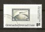 Sellos de America - Granada -  Travesias  / 50 Aniversario.