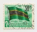 Stamps Tanzania -  Día de la Independencia