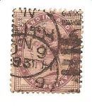 Stamps United Kingdom -  correo terrestre