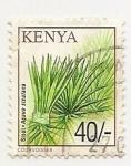 Stamps Africa - Kenya -  Sisal-Agave sisalana