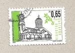 Sellos de Europa - Bulgaria -  Monasterio