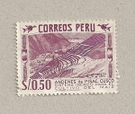 Sellos de America - Perú -  Cultivo Maíz en terrazas