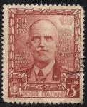 Sellos del Mundo : Europa : Italia : Víctor Manuel III de Italia
