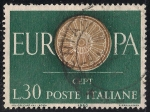 Sellos de Europa - Italia -  EUROPA.