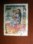 Stamps Oceania - Polynesia -  St. Joseph de Cluny