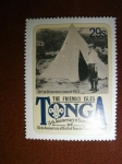 Sellos del Mundo : Oceania : Tonga : 75th anniversary of scouting