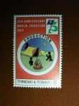 Stamps America - Trinidad y Tobago -  Multicolor