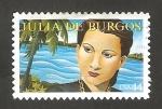 Sellos del Mundo : America : Estados_Unidos : Julia de Burgos, poeta de Puerto Rico