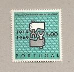 Sellos de Europa - Portugal -  Organización Internaciaonal del trabajo