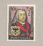 Sellos de Europa - Portugal -  D. José 1º