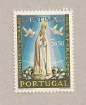 Stamps Portugal -  50 Aniv apariciones Virgen de Fátima