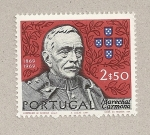 Stamps Portugal -  Mariscal Carmona