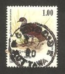 Stamps : Asia : Sri_Lanka :  ave galloperdix bicalcarata