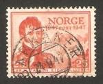 Sellos del Mundo : Europa : Noruega : Christian Magnus Falsen