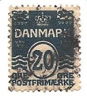 Stamps Europe - Denmark -  correo terrestre
